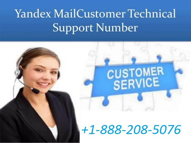Yandex Customer Service Number+1-888-208-5076|Yandex Mail
