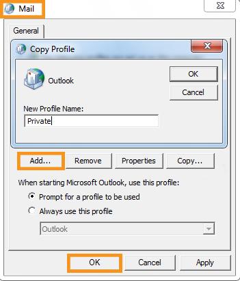 Create an Outlook Account